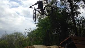 castle cove dirt jumps with a twist youtube