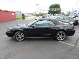 2001 Black Mustang 2001 Ford Mustang Gt For Sale 180 Used Cars From 2 993