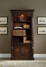 Single Shelf Bookcase Hooker Furniture Home Office Grand Palais Single Bookcase 5272 10445