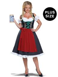 Gretchen Costume Halloween Bavarian Maiden Beer Gretchen Costume Beer Costumes