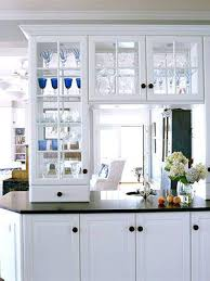 Glass Kitchen Cabinet Doors Only Adding Glass To Kitchen Cabinet Doors Glass Cabinet Doors Only