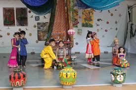 Krishnashtami Decoration Janmashtami Celebrations Pre Primary