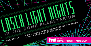 Festival Of Lights Peoria Il Peoria Riverfront Museum