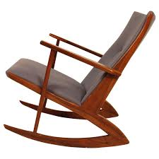 Design Rocking Chair Rare Rosewood Holger George Jensen Rocking Chair Rocking Chairs
