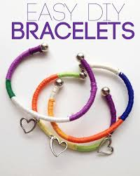 easy bracelet images Easy bracelet tutorial for she 39 s worth it bevy goods give today png