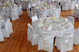 fitted chair covers fitted chair cover clinton linen hire