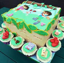 fondant diego and dora cake topper pictorial u2013 grated nutmeg