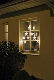 Window Ornaments With Lights Window Decorations Windows Lights Picture