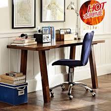 bureau massif moderne simple et moderne en bois massif bureau simple bureau bureau d