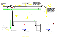 single pole switch wiring diagram within 2 light gooddy org
