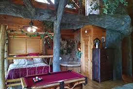 Treehouse Cleveland - the tree house 1 bedroom cabin rental