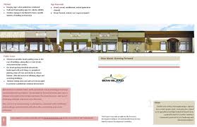 Seeking Stain Cast Executive Summary Bow Island Facade Guidelines By Economic