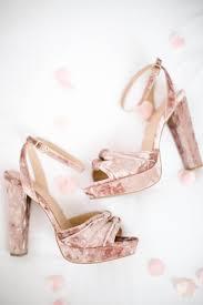 wedding shoes kohls lc conrad runway collection velvet platform high heels