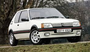 how much are peugeot cars peugeot 205gti jpg