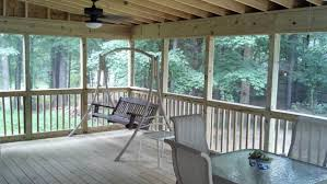 decks and screened porches raleigh installation and repair
