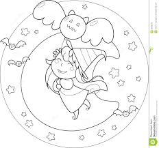 halloween witch coloring pages mrglocal images halloween flying witch coloring pages