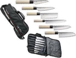 mallette cuisine tojiro mallette de couteaux de cuisine