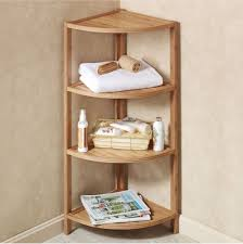 Wooden Shelves For Bathroom Bathroom Small Shelves For Bathroom Glass Wooden Storage Corner