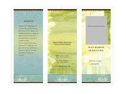 brochure template free 31 free brochure templates word pdf template lab