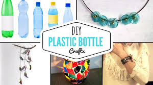 diy creative plastic bottle craft ideas recycle crafts and hacks