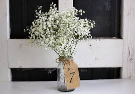 Rustic Vases For Weddings 20 Diy Wedding Table Number Ideas To Obsess Over