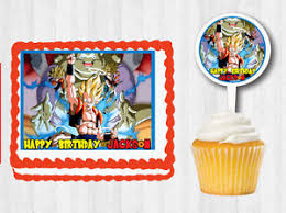 z cake topper z edible birthday party cake topper cupcake plastic