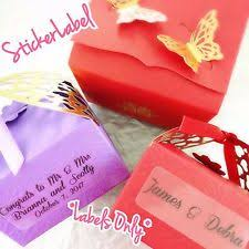 labels for party favors personalized favor tags ebay