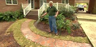 Cleaning Concrete Patio Mold How To Pour A Concrete Walkway In Your Yard Today U0027s Homeowner