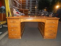 meuble bureau occasion bureau occasion meuble bureau fermé avec tablette rabattable