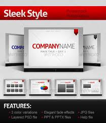 sleek powerpoint templates 65 creative powerpoint templates 2016