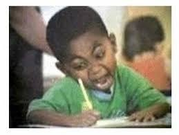 Black Kid Writing Meme - black kid writing meme generator