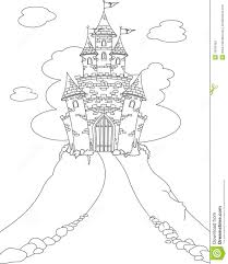 castle coloring pictures free coloring pages on art coloring pages