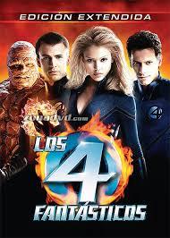 Los 4 Fantásticos (2005) [Latino]