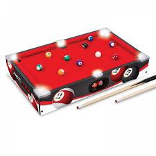 rec tek ping pong table rec tek light up billiards by eastpoint sports