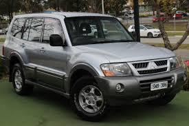 b5288 2004 mitsubishi pajero gls np auto 4x4 my05 review youtube