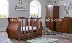 chambre bebe bois massif américains de style antique en bois massif chambre bébé lit
