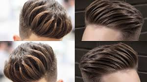 men u0027s new stunning hairstyles 2017 youtube