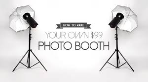 photo booth setup diy how to build a photo booth for only 99