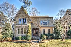 for sale english cottage style house in cotswold charlotte nc