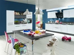 mur cuisine cuisine bleue découvrez toutes nos inspirations décoration
