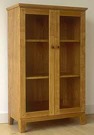 Small Bookcases With Glass Doors Small Glass Door Bookcase Home Design Ideas And Pictures