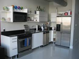 Metal Kitchen Flower Fabric Window Steel Range Topbrown Wooden - White metal kitchen cabinets