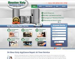 website design for appliance repair installation edible photo paper