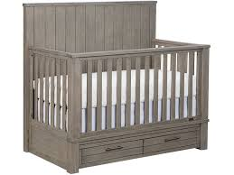 Bassett Convertible Crib Bassett Everest 4 In 1 Convertible Crib 5737 0521 Gustafson S