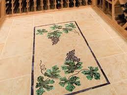 Wine Cellar Floor - wine cellar decorative flooring wine barrel flooring