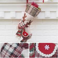 compare prices on stockings holder online shopping buy low price top cute christmas stocking chrismas decorations for home christmas tree ornaments gift holders stockings china