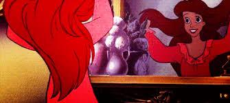 gif disney mermaid ariel mermaid 4