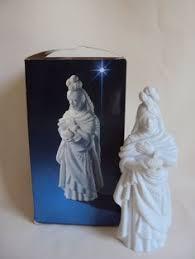 8 vtg plastic nativity scene hong kong christmas ornament star