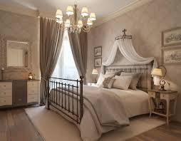 French Bedroom Decor by Bedroom Charming French Bedroom Decoration Using Black Iron Metal