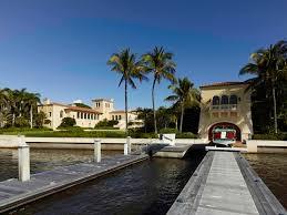 tour a stunning billionaires row estate in palm beach santa fe
